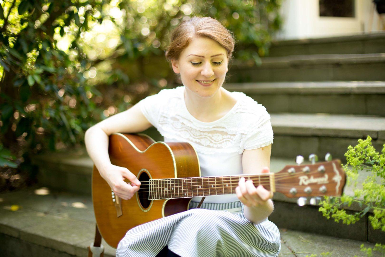 Melanie Gesangsunterricht